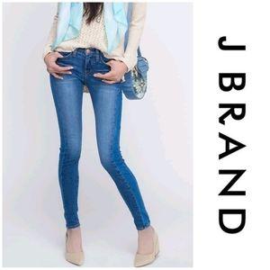 J Brand Chrissy Bliss Skinny Jeans